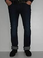 Джинсы мужские Dsquared 5122 Турция заниженная талия темно-синие размер 32, 33, 34