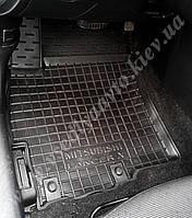 Передние коврики MITSUBISHI Lancer с 2007 г. (Автогум AVTO-GUMM)