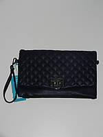 Модные сумки клатчи эко-кожа две ручки 3 цвета Little Pigeon А1002
