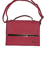 Женская сумочка через плечо 5 цветов эко-кожа Elegance