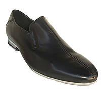 Туфли мужские классика кожа Patriot 13V145 демисезон Украина размеры 40,42,44,45