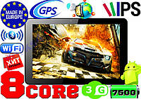 Планшет телефон GOCLEVER Aries 8 ядер, экран 10, GPS, SIM, 3G