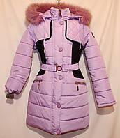 """Зимнее пальто """"Дора"""" для девочек и подростков"""