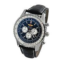 Мужские часы BREITLING - Navitimer с хронографом, цвет корпуса серебро