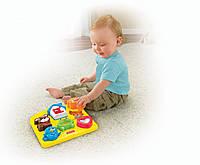 Развивающая игрушка Мой первый пазл Fisher-Price Brilliant Basics Activit