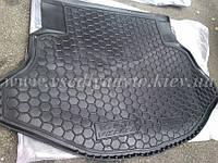 Коврик в багажник TOYOTA Venza с 2013 г. (AVTO-GUMM) пластик+резина