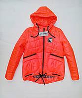 Куртка парка демисезонная женская 42-48 р-р