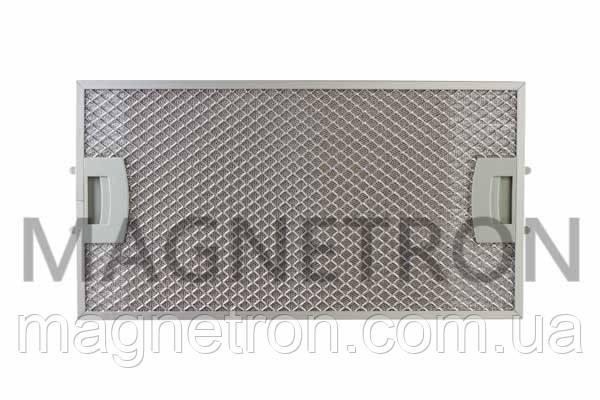 Фильтр жировой (под защелки) задний для вытяжек Bosch 434107, фото 2
