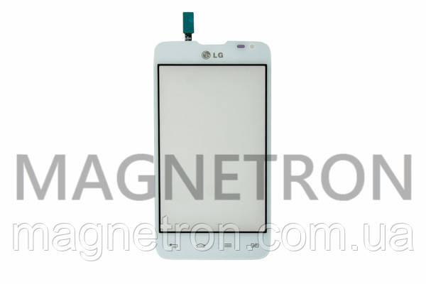 Сенсорный экран (тачскрин) для телефонов LG D285 Optimus L65 Dual Sim EBD61905202, фото 2