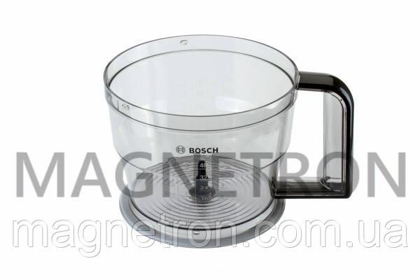 Чаша измельчителя 1250ml с ручкой для блендеров Bosch 748750, фото 2