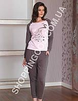 Женская пижама Mel Bee (Sahinler) MBP 23014-2, костюм домашний с брюками