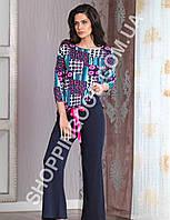 Женская пижама Mel Bee (Sahinler) MBP 23027, костюм домашний с брюками