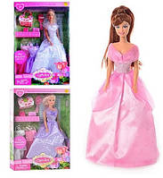 Кукла типа Барби Defa с нарядами и аксессуарами