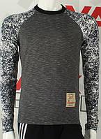 Джемпер мужской с круглой горловиной, фото 1