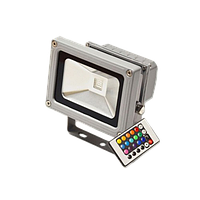 Светодиодный прожектор LEDEX 20W RGB, 120º, IP65, TL11714