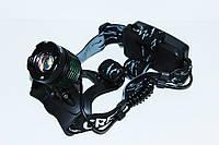 Фонарик налобный Police BL - 2188B Т6 150000W (мощный )