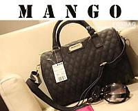 Стильная женская сумка MANGO МАНГО