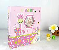 Фотоальбом для девочки  - альбом для новорожденных