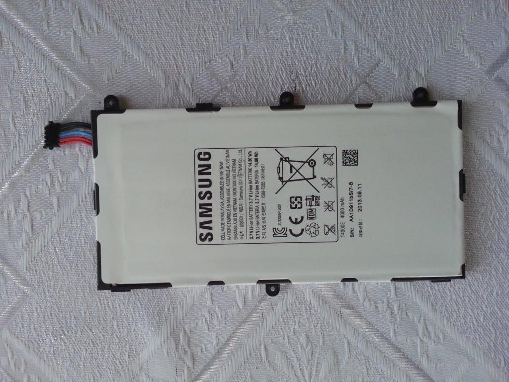 АККУМУЛЯТОР Samsung T4000E (P3200)