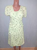 Комплект в роддом: халат и ночнушка для кормл р.46