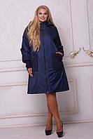 Женский демисезонный плащ пальто