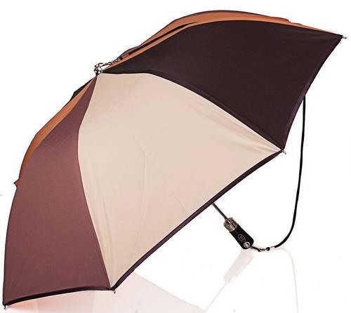 Оригинальный женский зонт, полуавтомат, Антиветер GUY de JEAN (Ги де ЖАН) FRH185204-1-1 разноцвет