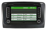 Головное мультимедийное устройство Skoda Octavia 2004+, Superb 2008+, Fabia 2007+