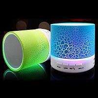 Портативная Bluetooth колонка с подсветкой