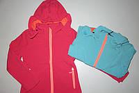 Ветровка на флисовой подкладке для девочек Glo-story 134-140-146-152-158-164рр