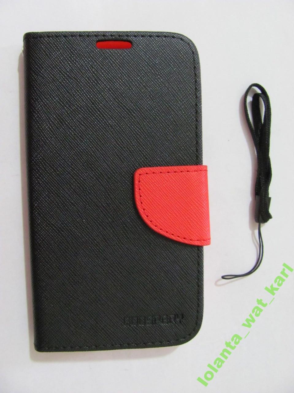 Мужской чехол-книга PU-кожа для Samsung Galaxy S4