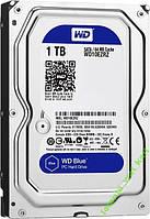 Накопитель HDD SATA 1.0TB WD Blue 5400rpm 64MB
