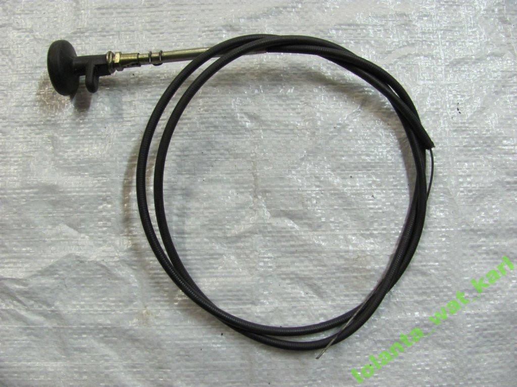 Тросик дроссельной заслонки ваз-2106