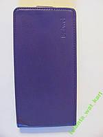 Фиолетовый Вертикальный чехол Xiaomi Redmi Note 2