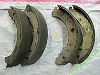Тормозные колодки #2-#3 задние Ваз-2107