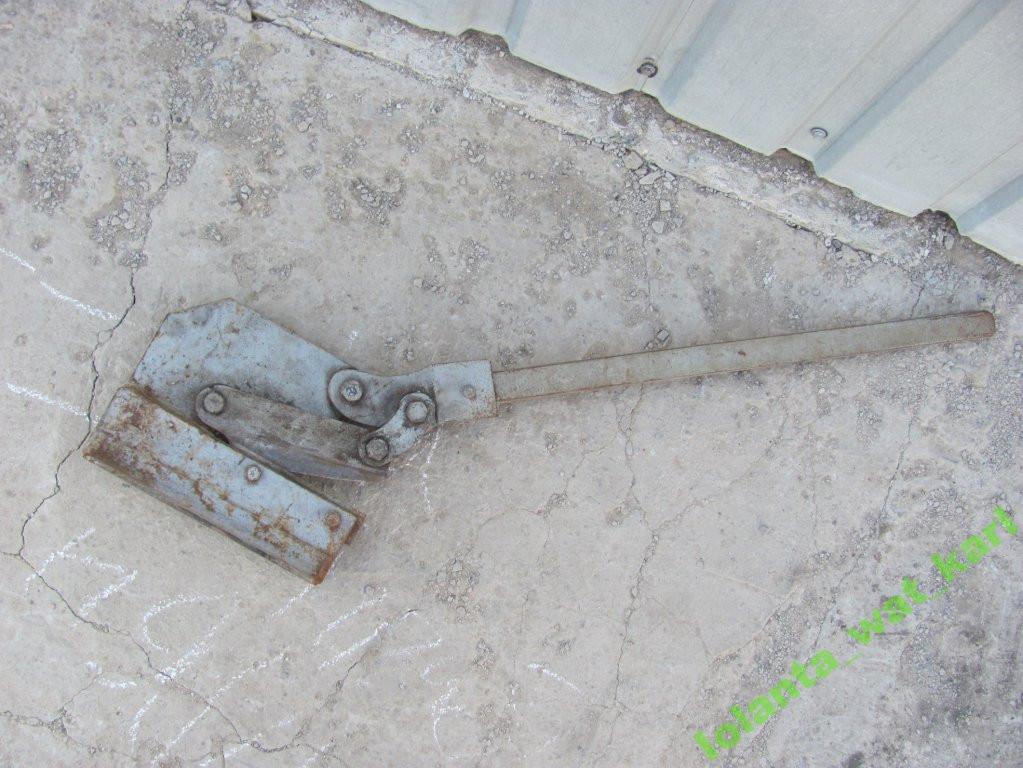 Рычажные ножницы для металла настольные