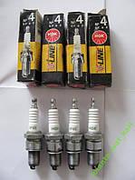 Свечи зажигания оригинал NGK BP6E на Lada 2108-210