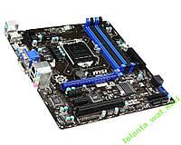 Мат. плата MSI B85M-E45 Socket 1150