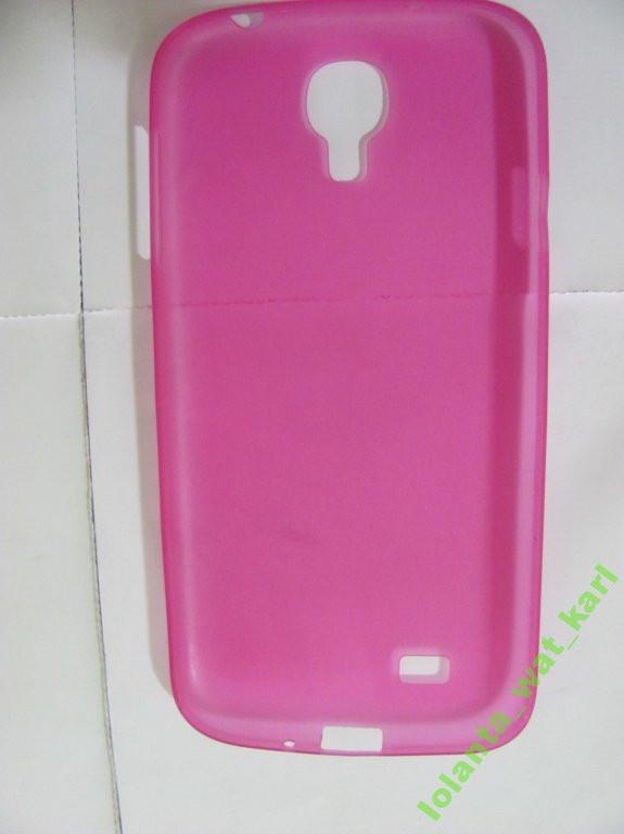 Чехол для смартофона Samsung Galaxy S4 розовый