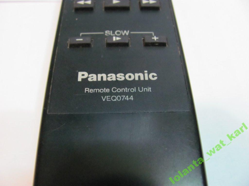 Пульт Д/У Panasonic VQ0744 оригинал