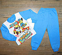 """Детская пижама """"Щенячий Патруль"""", на баечке , рост от 80 до 122 см"""