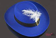 Шляпа Мушкетера Детская
