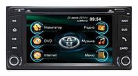 Головное мультимедийное устройство Toyota FJ Cruiser, Camry 30, Daihatsu Terios, RAV-4 до 2006