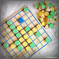 Стратегическая настольная игра Отелло Реверси