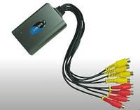 USB EzCap4000 4 канала видеорегистратор