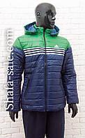 Куртка  мужская спортивного дизайна