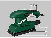 Виброшлифовальная машина DWT ESS 02-187T гарантия