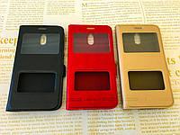 Кожаный чехол книжка Momax для Huawei Ascend Y625 (3 цвета)