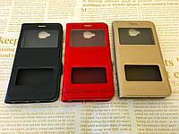 Кожаный чехол книжка Momax для Huawei Y6 PRO (3 цвета)