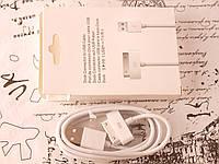 Usb Кабель для зарядки iPhone 4, 4s. Thunderbolt кабель для Айфон 4