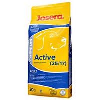 Josera Active 20кг-для взрослых активных собак